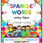Polka Dots {Sparkle Words Writing Helpers}
