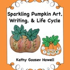 Sparkling Pumpkin Art & Writing