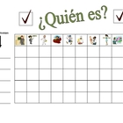 Speaking Activity with Jobs and Professions in Spanish- En