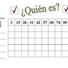 Speaking Activity with Numbers in Spanish- Involves Entire Class