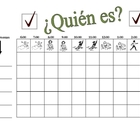 Speaking Activity with Reflexive Verbs in Spanish- For  En