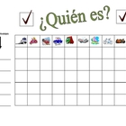 Speaking Activity with Transportation in Spanish- For  Ent
