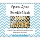 Special Areas Calendar
