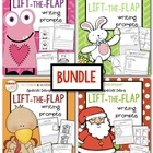 Special Days Lift-the-Flaps Writing Prompts BUNDLE