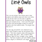 Special Education-Line Owls
