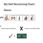 Special Education Self Monitoring Tool