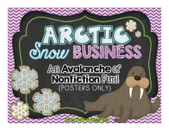 Special Request:  Nonfiction Posters from Nonfiction Snowbusiness