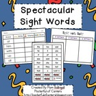 Spectacular Sight Words Work Stations