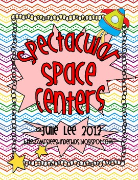 Spectacular Space Centers for Math and Literacy