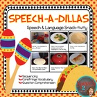 Speech-A-Dilla's: Speech therapy, Cinco de Mayo, wh questi