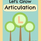 Speech Activities for Articulation: /l/