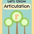 Speech Activities for Articulation: /r/
