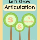 Speech Activities for Articulation: /s/ and /s/ blends