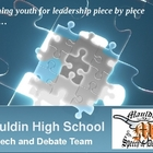 Speech and Debate Publicity and Fundraising Powerpoint