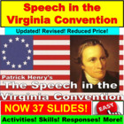 Speech in the Virginia Convention : PowerPoint