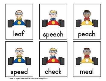 Speed Racer - A Long E CVVC Game