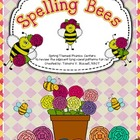 Spelling Bees: 4 Phonics Centers for /ee/ & /ea/