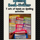 Spelling Book-tivities: 7 hands-on spelling booklet activities
