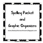 Spelling Packet  by Classy Gal Designs and Publishing