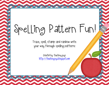Spelling Pattern Fun!