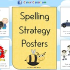 Spelling Strategy Posters - 20 pages