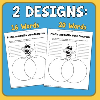 Spelling Worksheets, 54 Activities for 16 or 20 words - Us