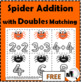 Spider Addition with Doubles