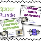 Spider BUNDLE {Centers and Nonfiction}