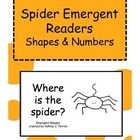 Spider Shape Emergent Reader