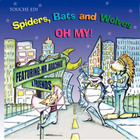 Spiders, Bats and Wolves...Oh my!  {Educational Music CD}