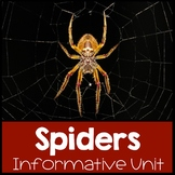 Spiders: Itsy, bitsy, Creepy, Crawly... Spiders!
