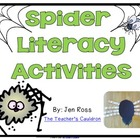 Spidey Literacy Pack
