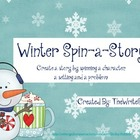 Spin-a-Story:  Winter (Common Core Aligned)