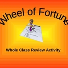 Spinner Review Game