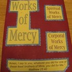 Spiritual & Corporal Works of Mercy Catholic Lapbook