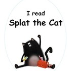 Splat the Cat Book Report/Review