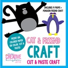 Splat the Cat Craft