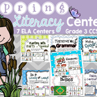 Splendid Spring Literacy Centers