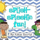 Splish Splashin Fun! {Summer Literacy Themed Unit}