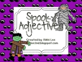 Spooky Adjectives