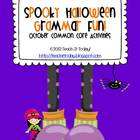 Spooky Halloween Grammar Fun!