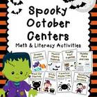 Spooky October Centers