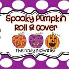 Spooky Pumpkin Roll & Cover
