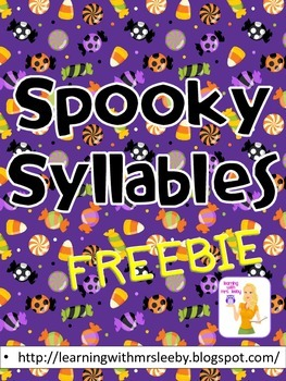 Spooky Syllables