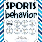 Sport Theme Behavior