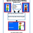 Sports Contest Story Writing Grades 5 to 8