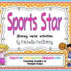 Sports Star {Literacy Center Activities}