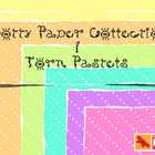 Spotty Paper Collection 1 - Torn Pastels