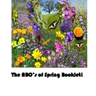 Spring ABC Booklet
