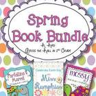 Spring Book Bundle {Activities & Crafts}